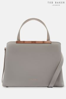 Ted Baker Smooth Leather Lizzi Hand Bag