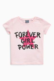 Girl Power T-Shirt (3mths-6yrs)