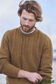 Barbour® Craster Crew Neck Jumper
