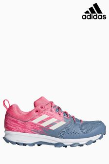 adidas Pink/Grey Galaxy Trail