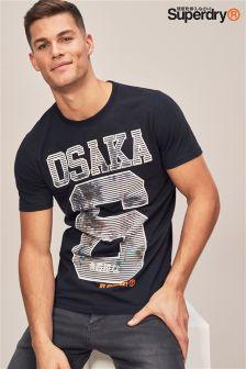 Superdry Osaka 6 Photographic T-Shirt