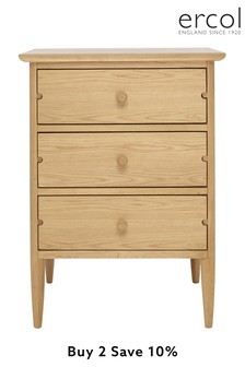Ercol Hartwell Bedside Table