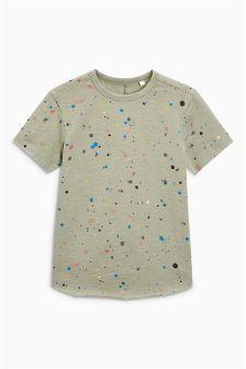 Paint Splat T-Shirt (3-16yrs)