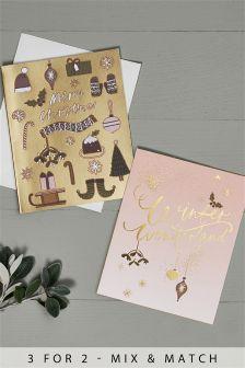 12 Wonderland Cards