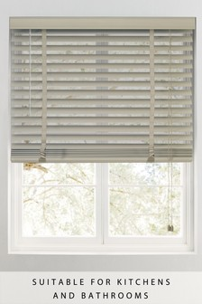 Painted Venetian Blind