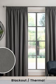 Multi Header Blackout Curtains