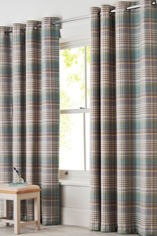 Teal Curtains Teal Blackout Amp Eyelet Curtains Next Uk