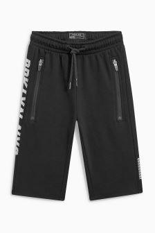 Leg Print Shorts (3-16yrs)
