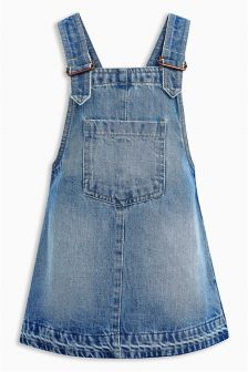 Denim Pinafore (3mths-6yrs)