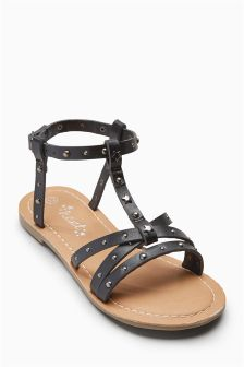 Stud Sandals (Older Girls)