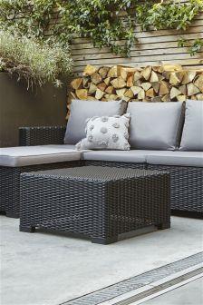 California Corner Garden Sofa By Allibert