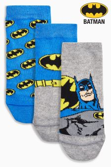 Batman® Socks Three Pack (Younger Boys)