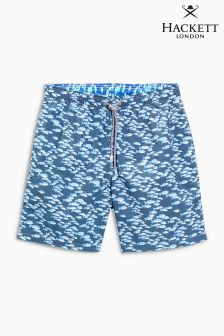 Hackett School Of Fish Swim Short