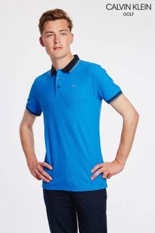 Calvin Klein Golf Blue Soho Poloshirt