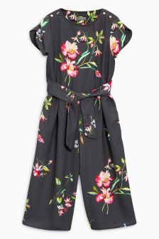 Printed Culotte Playsuit (3-16yrs)
