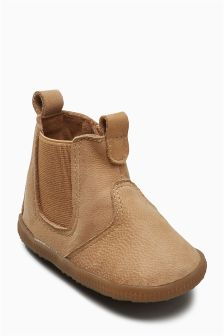 Crawler Chelsea Boots (Younger Boys)
