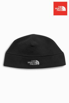 The North Face® Black Flash Fleece Beanie