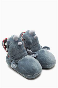 Rhino 3D Slipper Boot