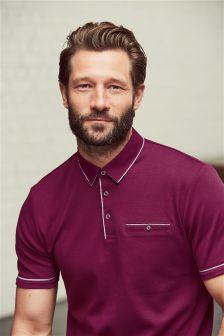 Tipped Premium Poloshirt