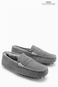Signature Pimple Moccasin