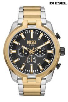 Lacoste® Grey Marl Long Sleeve Polo