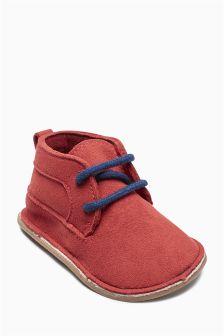 Crawler Desert Boots (Younger Boys)