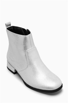 Square Toe Boots (Older Girls)