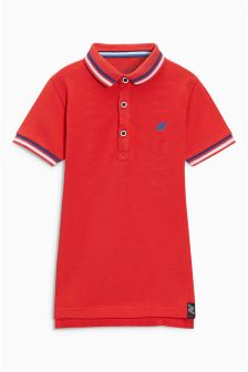 Tipped Polo (3-16yrs)