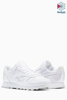 Reebok Classics White Classic Leather