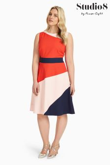 Studio 8 Multicoloured Gabriella Dress