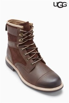 UGG® Grizzly Brown Magnusson Toe Cap Boot