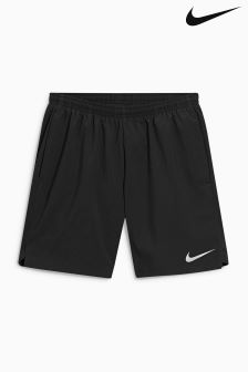 "Nike Run Black 7"" Flex Challenger Print Short"