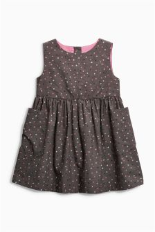 Star Print Dress (3mths-6yrs)