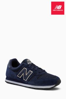 New Balance Black/Navy 373