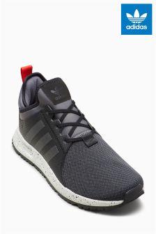 adidas Originals Black X PLR Sneakerboot