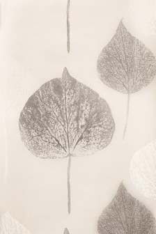 Paste The Wall Tranquil Leaf Wallpaper Sample