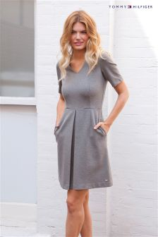 Tommy Hilfiger Grey Imogen Dress