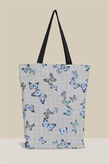 Check Butterfly Shopper