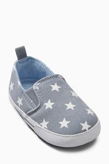 Pram Slip-On Shoes (Younger Boys)
