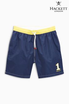 Hackett Number 1 Volley Swim Short