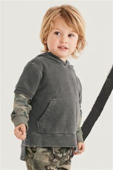 Crew And Hoody Two Pack (3mths-6yrs)