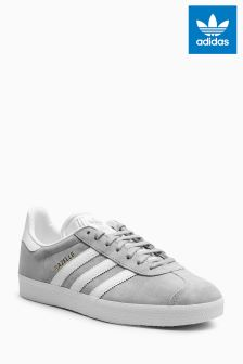 adidas Originals Grey Gazelle