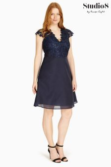 Studio 8 Blue Eliza Dress