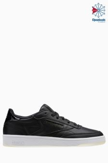 Reebok Classics Black Club C 85 Leather