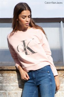 Calvin Klein Pink Hanna True Icon Sweater