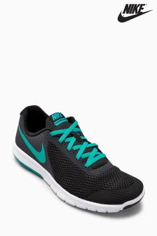 Nike Black Blue Flex Experience 5