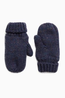 Thinsulate® Mitts Two Pack (Younger Girls)