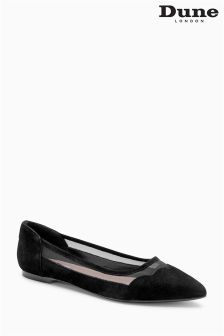 Dune Bonnee Black Pump