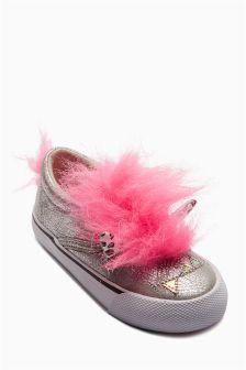 Monster Skate Shoes (Younger Girls)