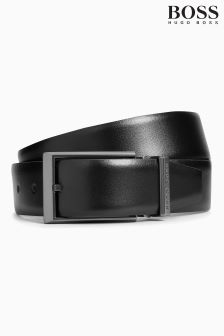 Hugo Boss Black Reversible Belt Gift Set